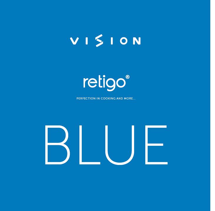 Konvektomaty Retigo BLUE