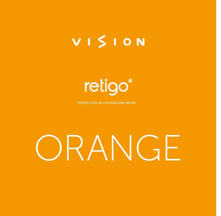 Konvektomaty Retigo ORANGE